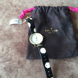 NWT AUTHENTIC KATE SPADE WATCH